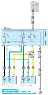 2007 toyota rav4 remote control mirror wiring diagram jpg