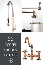 Kitchen Faucet Copper Kitchen Faucet Copper Copper Pull Kitchen Faucet Delta