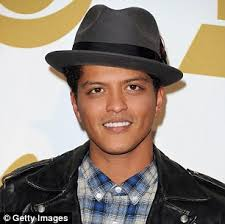 Bruno Mars Black Come To Bruno Mars Defense Cultural