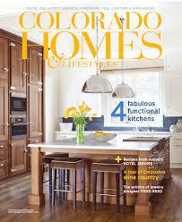colorado homes u0026 lifestyles september october 2014 by network