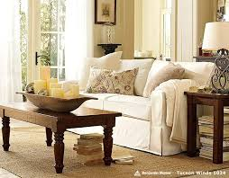 Pottery Barn Greenwich Sofa by Shopping For A Sofa