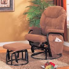 Ottoman Glider Rocker Ottomans Glider Recliner Walmart Best Rocking Chair For Nursery