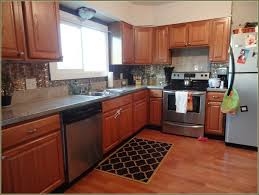 Update Oak Kitchen Cabinets Painted Kitchen Cabinets Update Your Kitchen On A Budget Budget