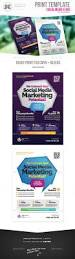 33 best psd sales promotion flyer template images on pinterest