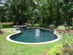 Backyard With Pool Ideas Pool Designs U0026 Shapes Inground Pool Options Anthony U0026 Sylvan