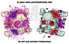management here are the sugar skull 39s from the last post