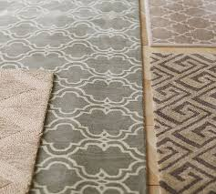 Pottery Barn Rugs On Sale Scroll Tile Rug Gray Pottery Barn