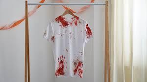 Fake Blood Halloween Costume Easy Diy Halloween Shirt Ideas Halloween Costume Ideas