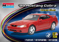 2004 mustang models ford mustang and shelby model kits revell amt polar lights