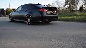youtube lexus gs 350 f sport satin black vinyl wrap avant garde f435 lexus gs 350 f sport youtube