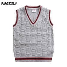 boys sweater boy s v neck sweater vest waistcoat vest boys sweaters