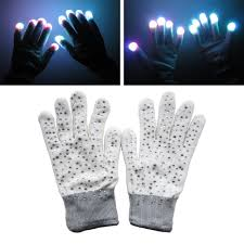 light up rave gloves raveswear stunning lightshows