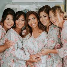 and bridesmaid robes bridesmaid robes bridal gifts now available the paisley box