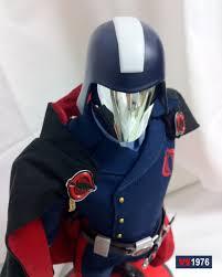 Cobra Commander Halloween Costume 1 1 Scale Cobra Commander Helmet 250 00 Etsy Cosplay