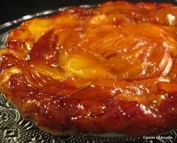 t駘駑atin recettes de cuisine t駘駑atin recettes cuisine 100 images tarte renversée des