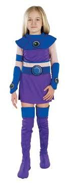 starfire costume child starfire costume large size clothing
