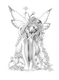 Fairy And Flower Tattoo Designs 90 Best Fairies Images On Pinterest Fairies Tattoo Fairy Tattoo