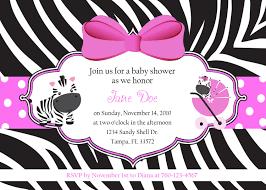 zebra baby shower baby shower invitation zebra print beautiful zebra baby shower