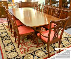 Chippendale Dining Room Set by Pennsylvania House Chippendale Dining Room Chairs Decor