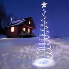 Spiral Light Christmas Tree Outdoor by Spiral Christmas Tree Ebay