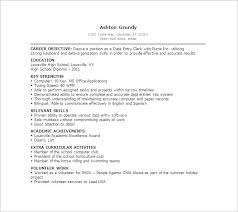 awesome collection of sample resume for data entry operator about