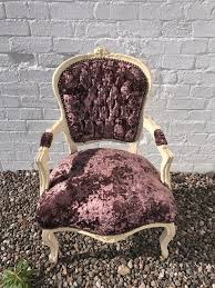 antique style shabby chic arm chair in kirkcaldy fife gumtree