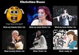 Opera Meme - christine daae joke meme by webbererikphan on deviantart