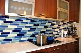 blue tile backsplash kitchen kitchen awesome blue tile backsplash kitchen design blue subway