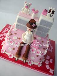 195 best baby shower cakes images on pinterest baby cakes conch