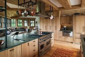 cuisine bois acier 10 exemples représentent la cuisine moderne rustique cuisine