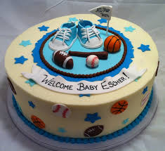 all star boy baby shower cake cakecentral com