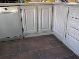 cuisine blanc cérusé de cuisine cérusé en cours