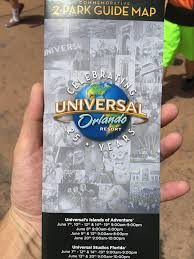 Universal Orlando Map 2015 by Seth Kubersky U0027s Best Week Ever June 18 2015 A Tale Of Two