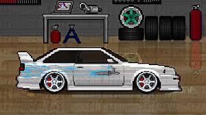 pixel car my pixel car racer fan art pixel car racers