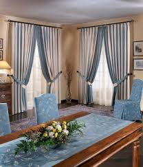 Dining Room Curtains Ideas by Casual Dining Room Curtain Ideas 2 Drop In Leaves Electric