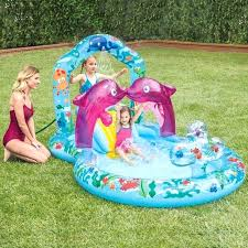 sand and water table costco family fun pool costco inflatable pool costco blow up pool family