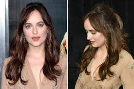 how to get dakota johnsons hairstyle dakota johnson s hair at how to be single premiere copy her
