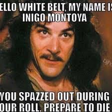 Bas Rutten Meme - the spaz whisperer how to neutralize the ultra aggressive blue belt