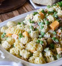cold ham pasta salad recipes food pasta recipes