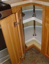 blind corner cabinet organizer