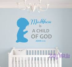 Scripture Wall Decals For Nursery 9 Best Nursery Room Ideas Images On Pinterest Nursery Ideas