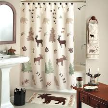Cabin Shower Curtains Best Place For Shower Curtains Lcd Enclosureus Cabin Shower