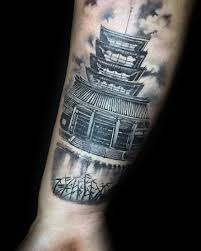 japanese tower tattoo pictures to pin on pinterest tattooskid