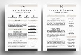 Resume Examples In Word Format by The Best Cv U0026 Resume Templates 50 Examples Design Shack
