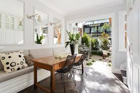 Mirror Over Dining Room Table - dining room mirrors design ideas