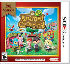 nintendo selects animal crossing new leaf nintendo 3ds