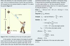 efficiency and power grade 11 physics