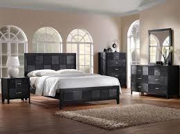 black bedroom furniture ikea rustic brick tile bedroom wall design