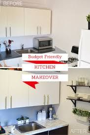 transform your kitchen on a budget we used d c fix self