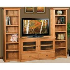 Corner Tv Cabinet For Flat Screens Bookcase Tv Stands With Matching Bookshelves Corner Tv Stand